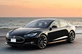 Model S exterior