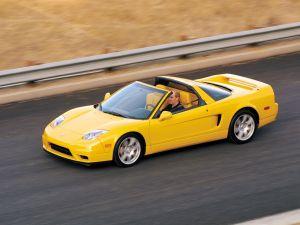 2003 Acura NSX.