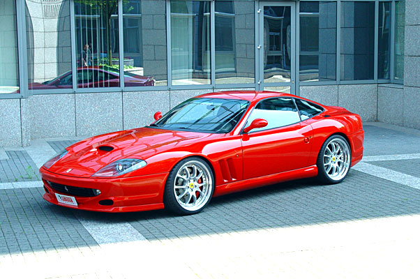 The Thrill Of Owning 12 Cylinder Festival From Maranello The Thrill Of Driving