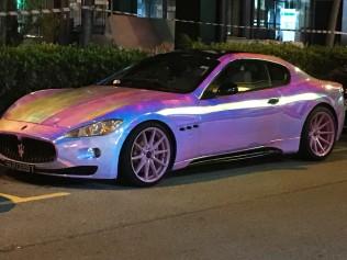 Maserati side