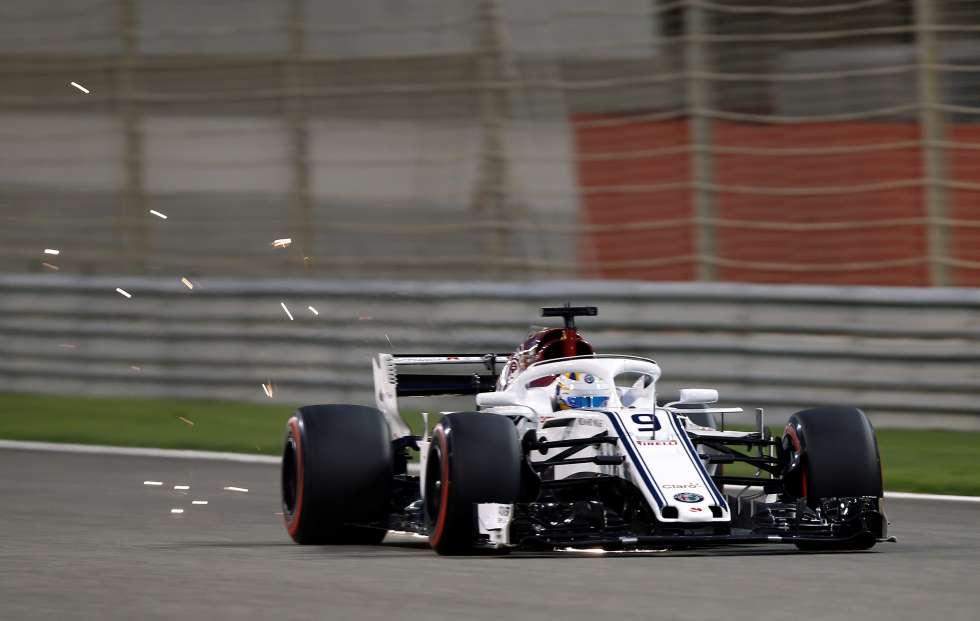 Marcus Bahrain