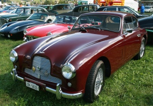 ...but only one Aston Martin DB 2!