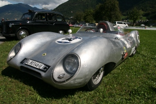"""...as this """"custom"""" race Lotus, multiple race winner!"""